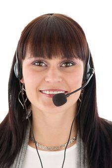 Free Operator Royalty Free Stock Photos - 18606668