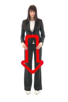 Free Businesswoman Stock Photos - 18606693