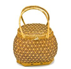 Free Bamboo Bag Stock Image - 18606711