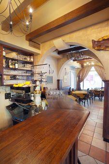 Free Restaurant Interior Stock Photo - 18606950
