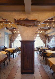 Free Restaurant Interior Stock Photos - 18606973