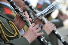 Free Clarinet Stock Images - 18608394