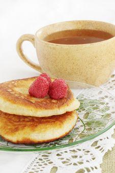 Free Breakfast Royalty Free Stock Image - 18608936