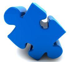 Free Puzzle Stock Image - 18609041