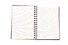 Free Notepad. Stock Photos - 18610263