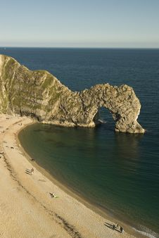 Free Durdle Door Stock Photos - 18611713