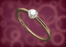 Free Ring Royalty Free Stock Image - 18612296