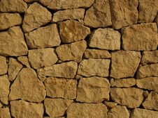 Free Background Of Stone Wall Stock Photo - 18612660