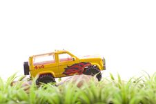 Free Off Roading Toy Car Royalty Free Stock Photos - 18613988