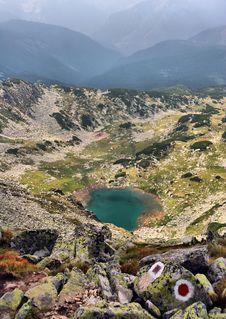 Free Judele Glacial Lake Stock Photography - 18614802