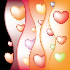 Free Valentine S  Card Royalty Free Stock Photos - 18615328