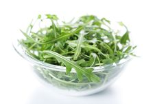 Free Rucola Fresh Salad Royalty Free Stock Photography - 18616957