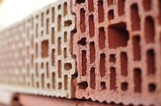 Free Bricks In Wall Stock Image - 18617201