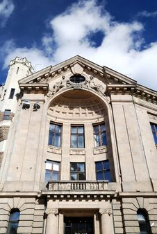 Free Historic Building In Riga Royalty Free Stock Images - 18617329