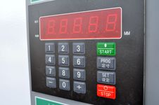 Industrial Remote Control Stock Photography