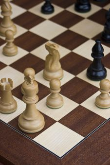 Free Chess Board Stock Photo - 18618970