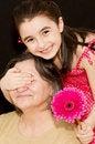 Free Surprising Grandmother Royalty Free Stock Photos - 18623568