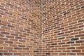 Free Corner In Brick Wall Stock Photos - 18626613