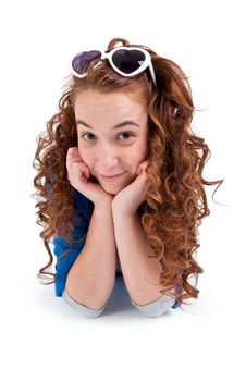 Free Beautiful Teen Girl Stock Photos - 18621013