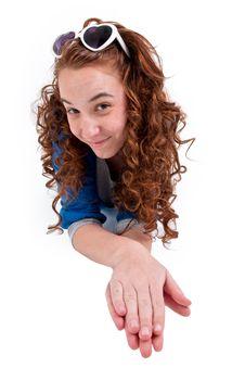 Free Beautiful Teen Girl Stock Photos - 18621033