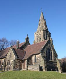 Free Rural Church Stock Photo - 18621820