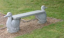 Free Stone Bench Stock Images - 18621864