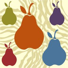Free Pear Background Stock Photo - 18622310