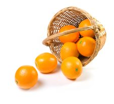 Free Oranges Stock Image - 18622711