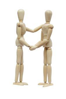 Free Handshake Royalty Free Stock Image - 18622886