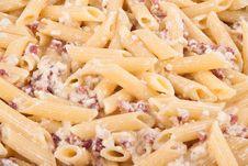 Free Italian Pasta Royalty Free Stock Photo - 18623095