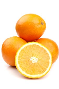 Free Nice Fresh Orange Royalty Free Stock Image - 18623396