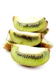 Free Many Halves Of A Kiwi Stock Photo - 18623460