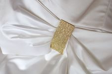 Free Wedding Dress Detail Stock Images - 18623714