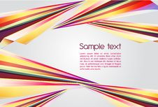 Free Abstract Bright Background Stock Photography - 18624662