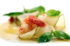 Free Shrimp In A Pear Tree Stock Photography - 18625332