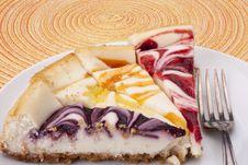 Free Cheesecake Royalty Free Stock Photos - 18625418
