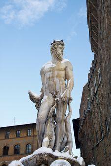 Free Florence, Biancone By Ammannati Stock Images - 18626604