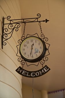 Free Old Clock Stock Images - 18626974