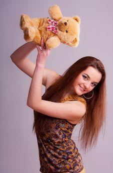 Free Beautiful Girl Stock Photos - 18627043