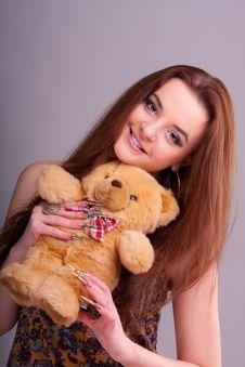Free Beautiful Girl Royalty Free Stock Image - 18627046