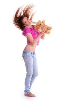 Free Beautiful Girl Stock Images - 18627094