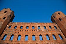 Free Italy - Porte Palatine Royalty Free Stock Images - 18627339