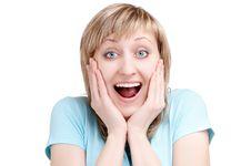 Free Amazement Expression Stock Photos - 18628543