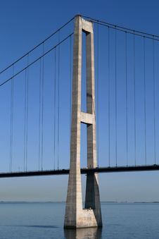 Free Bridge, Øresund, Oeresund Royalty Free Stock Image - 18629066