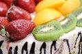 Free Fantastic Fruit Cake Royalty Free Stock Images - 18634899