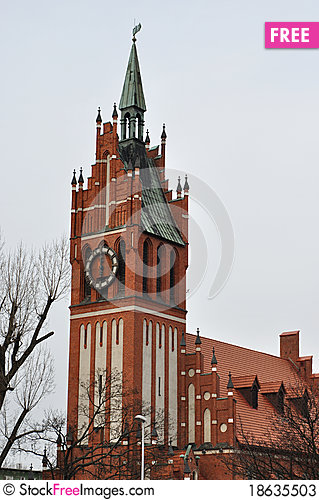 An old church Stock Photo