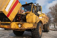 Free Dumper Royalty Free Stock Photo - 18630885