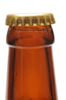 Free Beer Bottle Royalty Free Stock Images - 18631159