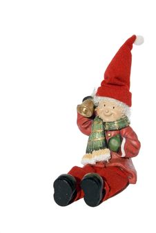 Free Christmas Gnome Royalty Free Stock Photos - 18632018