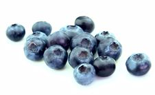 Free Bilberries Stock Image - 18632211